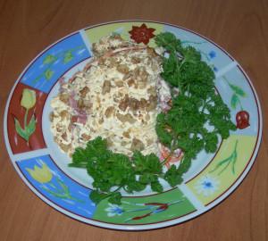 Салат «Белочка»