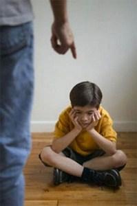 Подумай вовремя! Негативные родительские директивы!