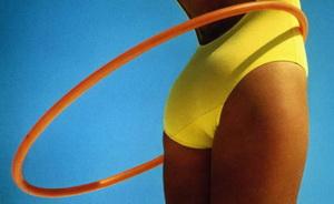 Комплекс упражнений против целлюлита. Часть 1.