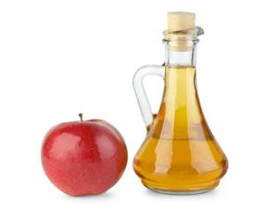 Снимаем усталость при помощи яблочного уксуса и соленой воды