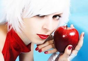 Про яблоки... И женщин...