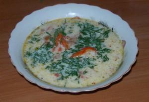 Суп «Парма»
